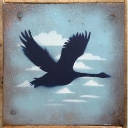Ian Busher  - Blue Goose