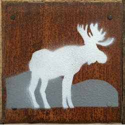 Ian Busher  - White Moose