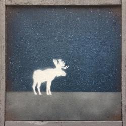 Ian Busher  - White Moose