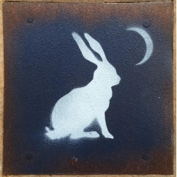 Ian Busher  - White Rabbit/Moon