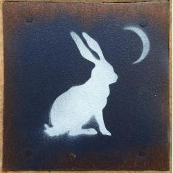 Ian Busher  - White Rabbit/Moon