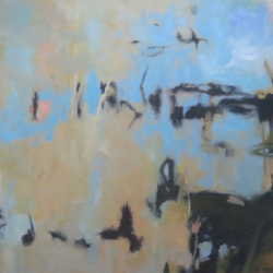 Maria  Josenhans - At the Foot of the Windbreak
