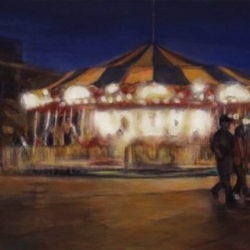 Kelly Grace - Boston Carousel