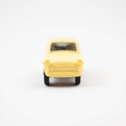 Jordan Nahmias - Yellow Car No.3