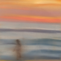 Shannon  Dickie  - Sunset at the Beach #2