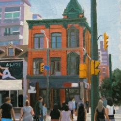 Michael Harris - Queen and Spadina