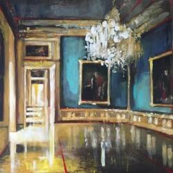 Hanna Ruminski - Blue Drawing Room