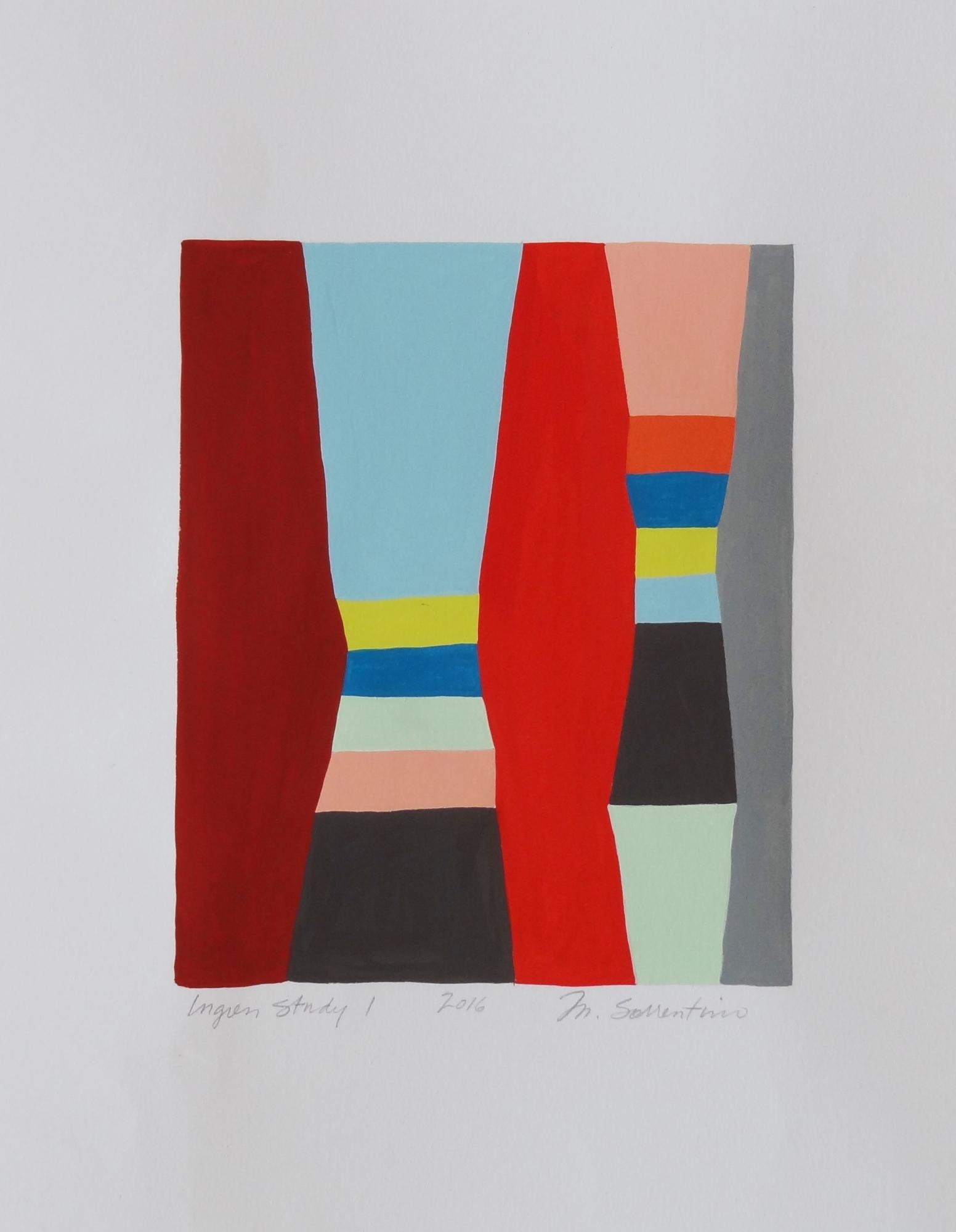 Ingress 1  by Michela Sorrentino