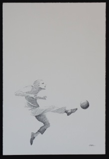 Footy 5  by J. Joel