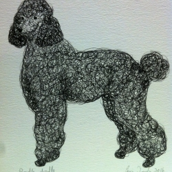 Lori Doody - Poodle Doodle III