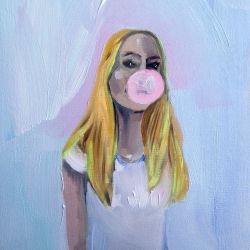 Frances  Hahn - Izzy