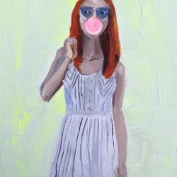 Frances  Hahn - Rachel