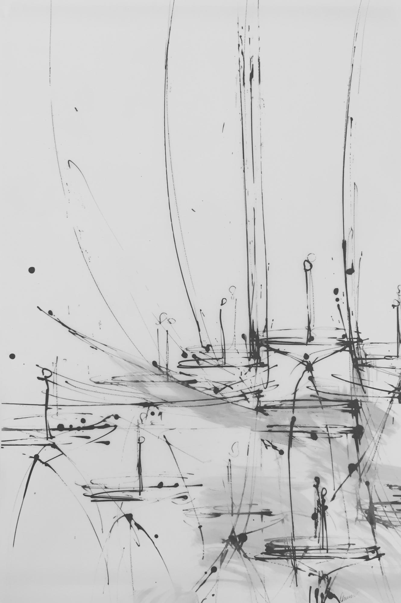 Chandelier 2 2016  by Daniel Schneider
