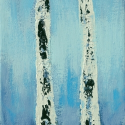 Rita Vindedzis - Cool Birches