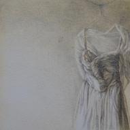 Emma Hesse - Untitled (Dress 2) 2016