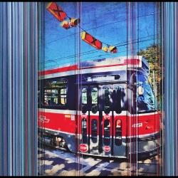 Jamie MacRae - Streetcar Crosswalk