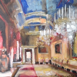 Hanna Ruminski - Palazzo XV