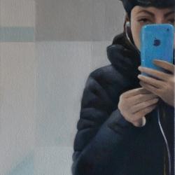 Greg Nordoff - Selfie III - Me, Myself and iPhone