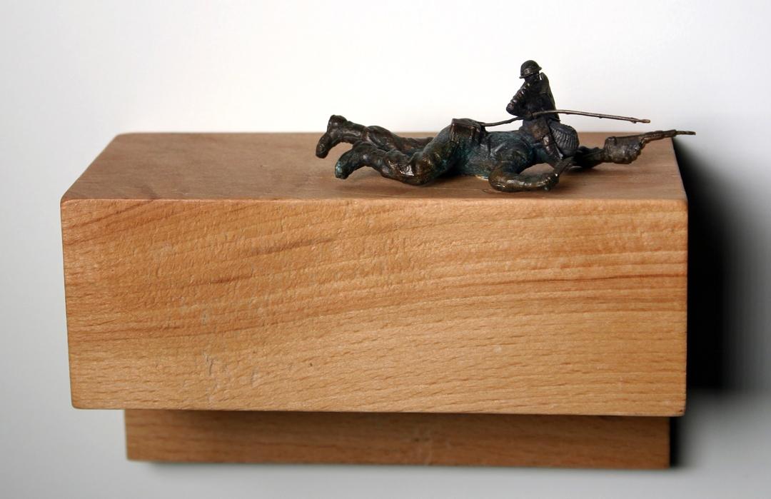 Medieval Piggyback  by Roch  Smith