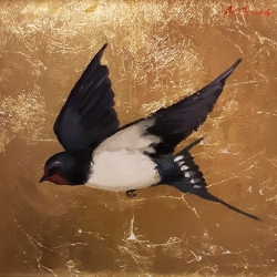 Diliana Popova - Byzantine Sparrow 1