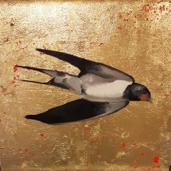 Diliana Popova - Byzantine Sparrow 2