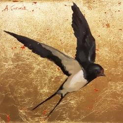 Diliana Popova - Byzantine Sparrow 4