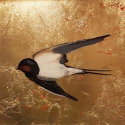 Diliana Popova - Byzantine Sparrow 5