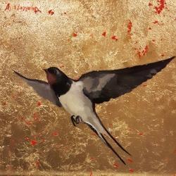 Diliana Popova - Byzantine Sparrow 6