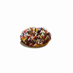 Erin Rothstein - Tasting Room - Sprinkled Donut