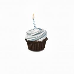 Erin Rothstein - Tasting Room - Blue Cupcake