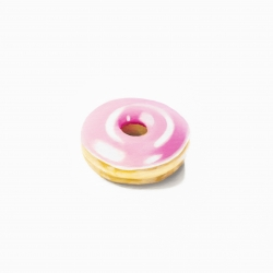 Erin Rothstein - Tasting Room - Pink Doughnut