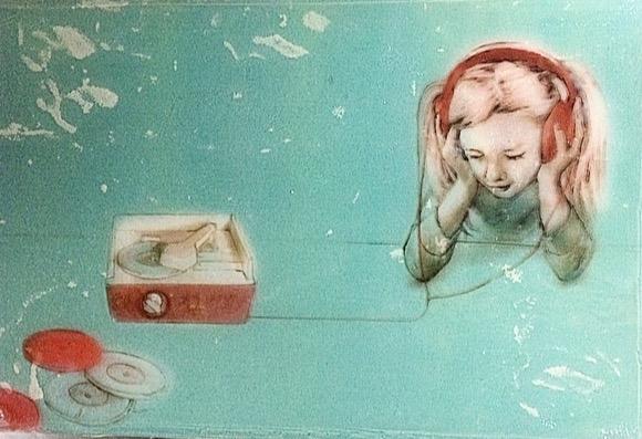She Listens  by Kelly Grace