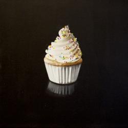 Erin Rothstein - Tasting Room - Cupcake with Sprinkles