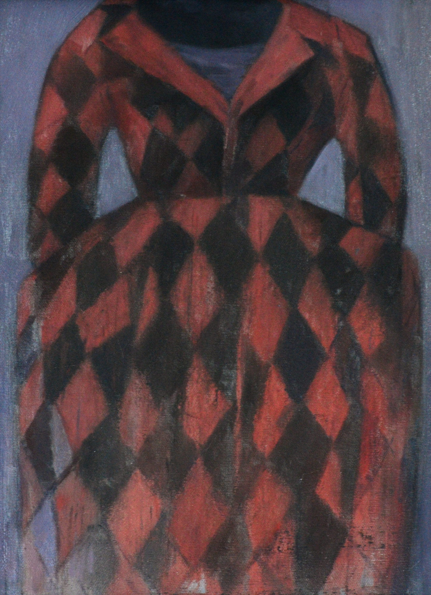 Harlequin Dress  by Greg Nordoff
