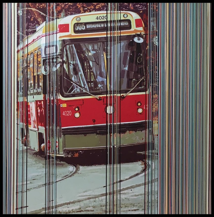 505 Broadview Tracks  by Jamie MacRae
