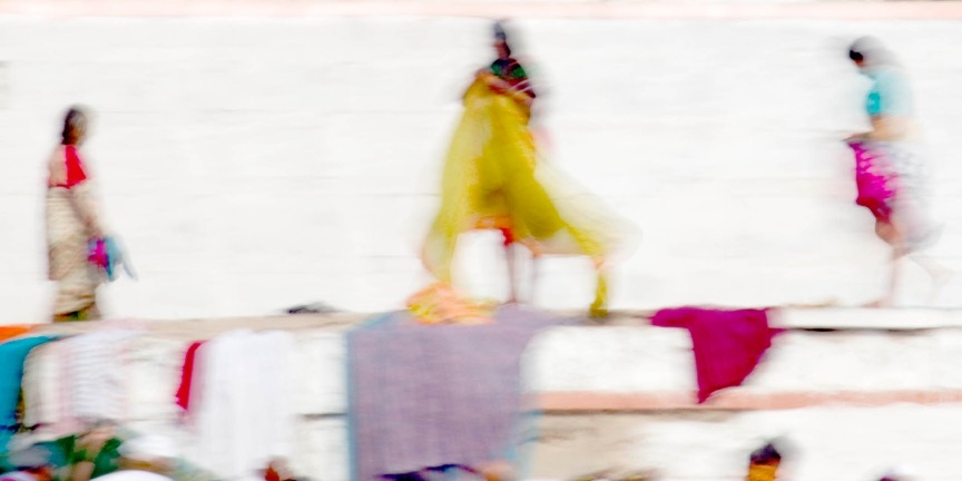 Varanasi #10 by Robert Berlin