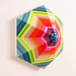 Spectrum (hexagon) Kristofir  Dean