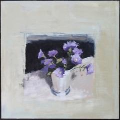 Wild Aster by Hilda Oomen
