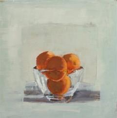 Oranges by Hilda Oomen