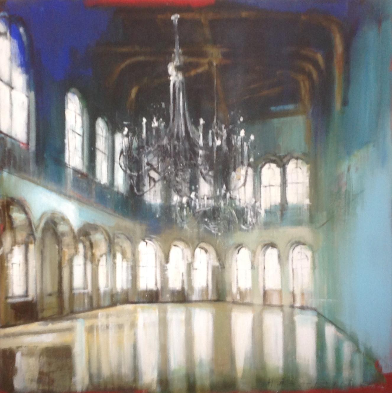 Ferstel Palace  by Hanna Ruminski