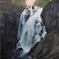 Maria  Josenhans - King Creek Falls