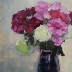 Maria  Josenhans - Carnations and Such