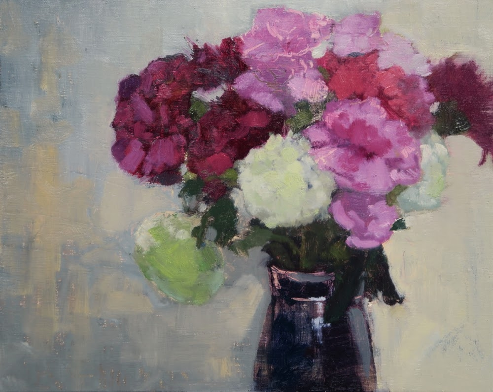 Carnations and Such by Maria  Josenhans