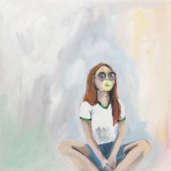 Frances  Hahn - Bubblegum Tina