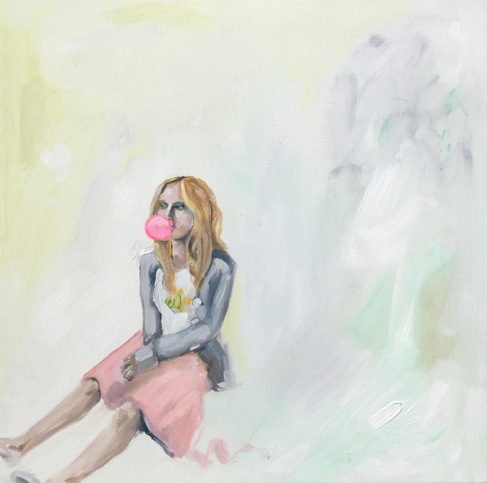 Bubblegum Tara  by Frances  Hahn
