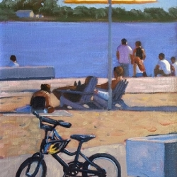 Michael Harris - Summer at the Harbourfront