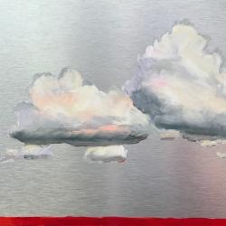 Jacquie  Green  - Fall Cloud Study