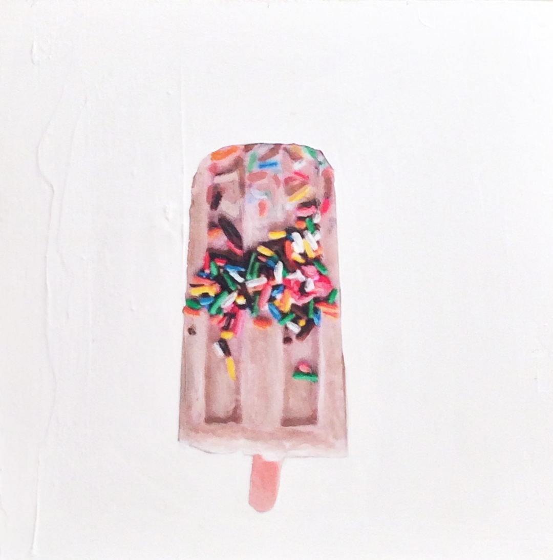 Coca Sprinkles Ice Treat  by EM V