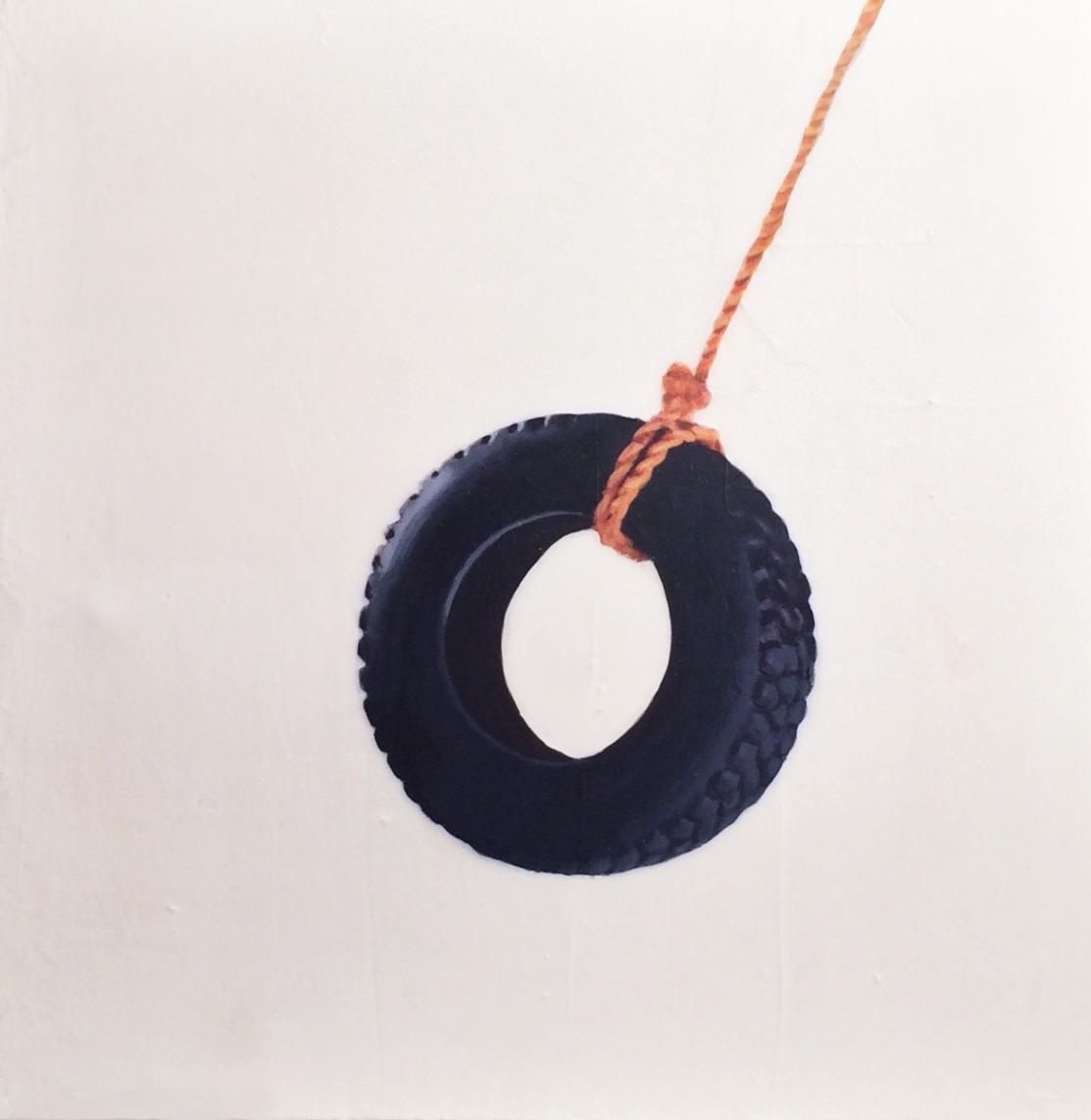 Tire Swing  by EM Vincent