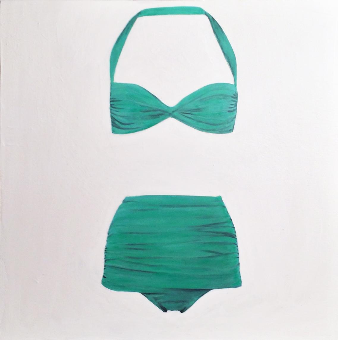 Vintage Bikini  by Erin Vincent